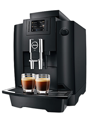 Jura WE6 professional koffiemachine