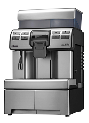 Aulika Mid/Top koffiemachine